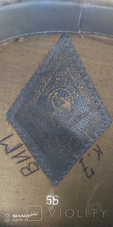Фуражка офицерская полевая, фото №7