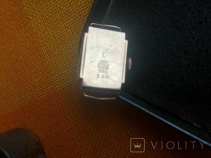 Часы женские золотые ANCRE-Швейцария 750 проба, фото №11