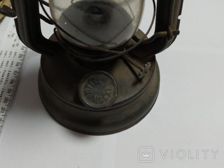 Довоєнна гасова лампа Москва., фото №3