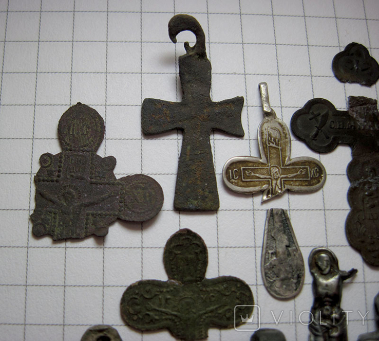 Крестики на реставрацию, фото №3