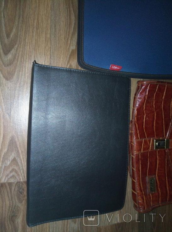 Папки, сумка, фото №4