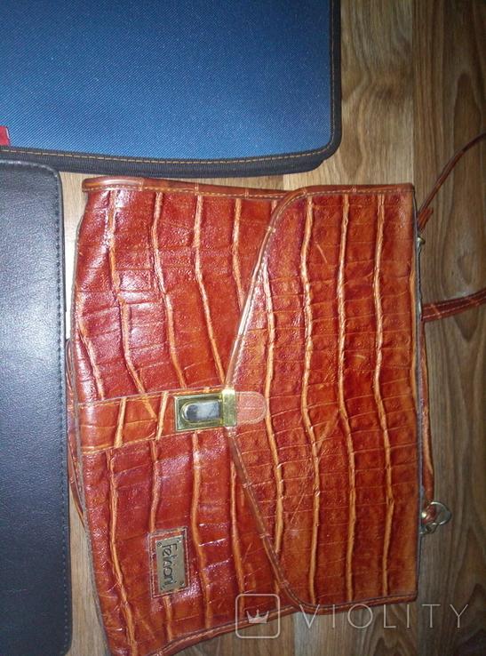 Папки, сумка, фото №5