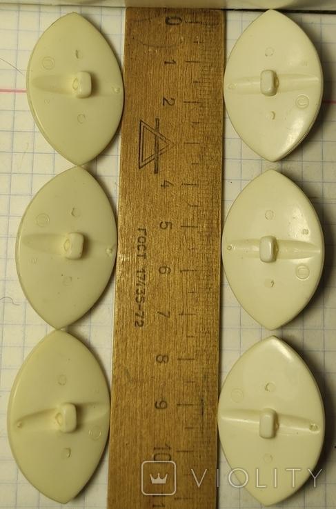 Белые пуговицы, фото №3