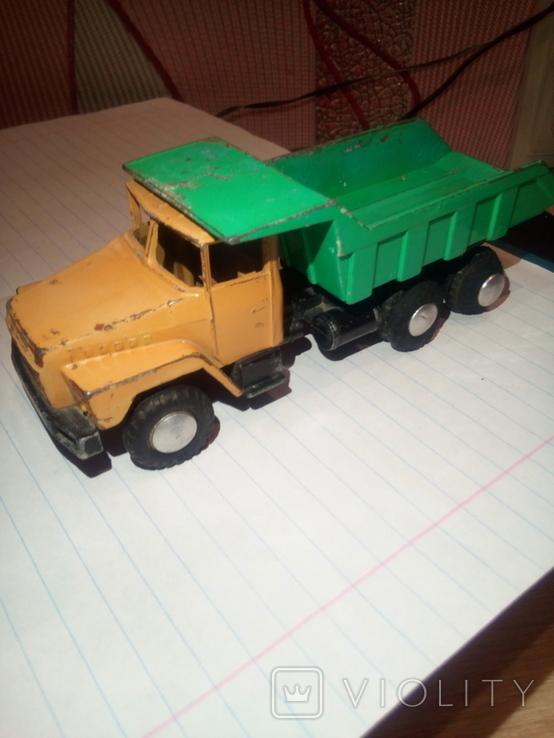 Машынка грузовой Краз. СССР, фото №2