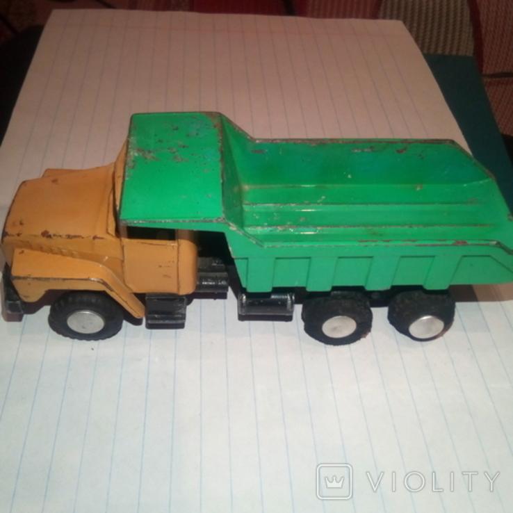 Машынка грузовой Краз. СССР, фото №7