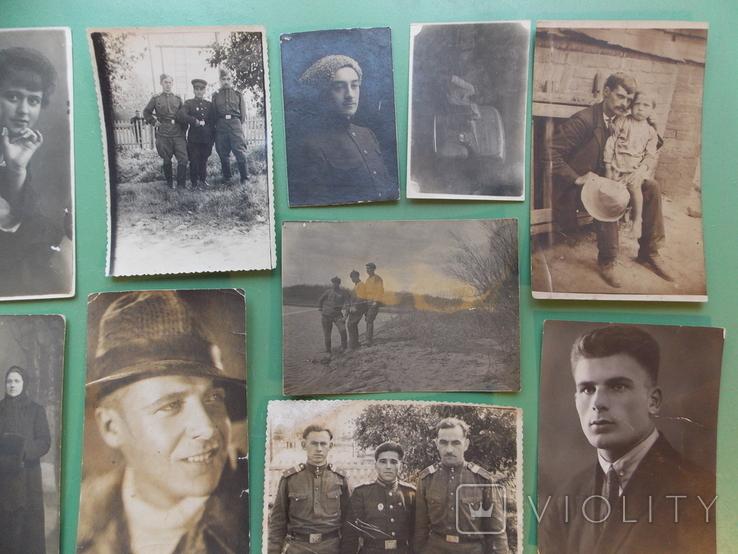 17 фотографий 20, 30, 40 -х годов ХХ ст., фото №4