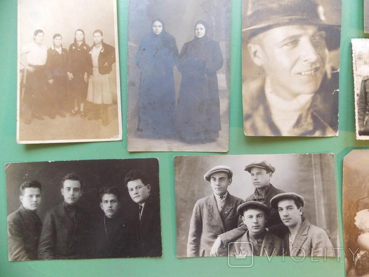 17 фотографий 20, 30, 40 -х годов ХХ ст., фото №5