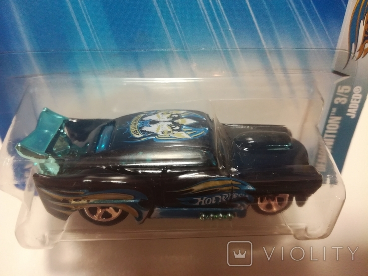 Hot Wheels Jaded 2004 China, фото №4