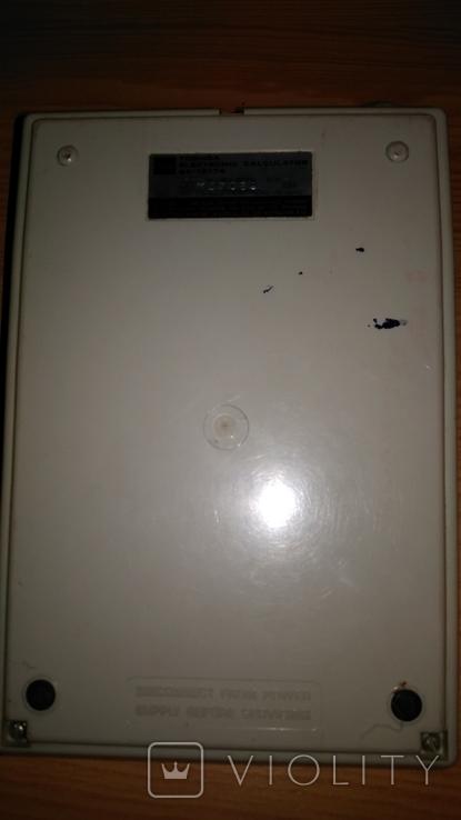 Калькулятор Toshiba BC-1217A., фото №5
