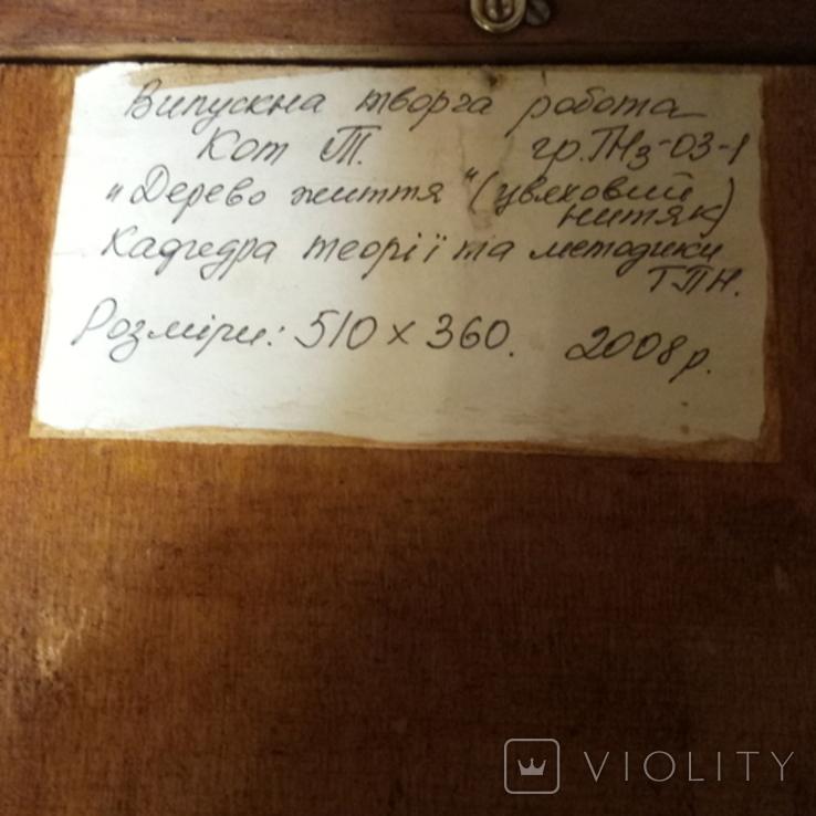 Картина из гвоздей, фото №8