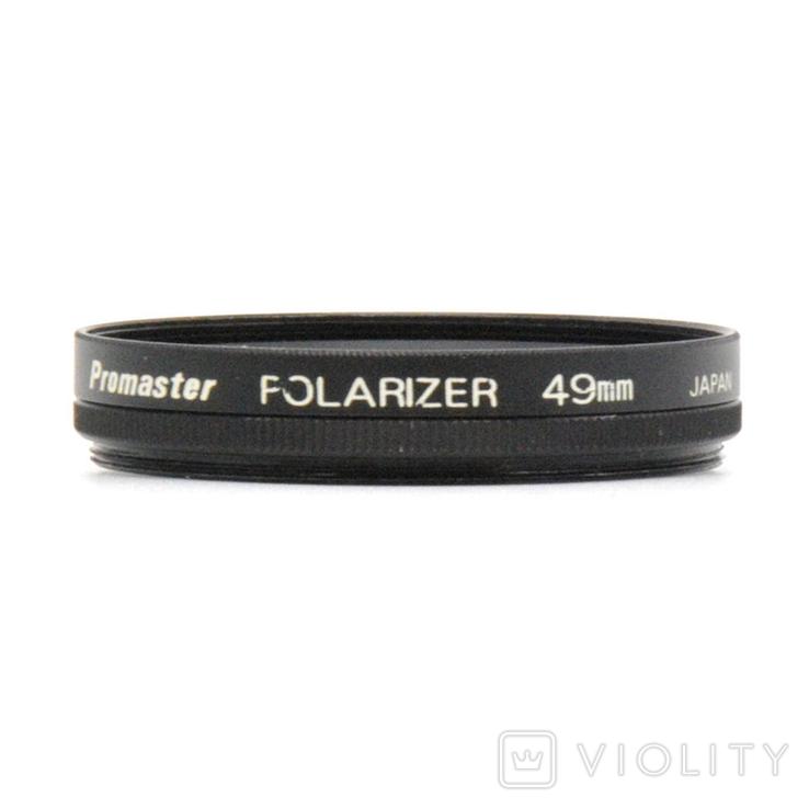 Світлофільтр Promaster Polarizer 49mm, фото №3