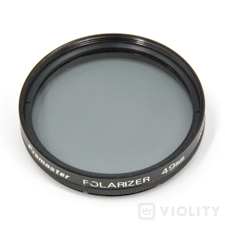 Світлофільтр Promaster Polarizer 49mm, фото №5