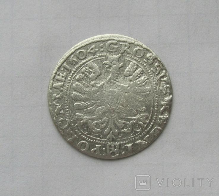 Грош 1604 Сигізмунд III, фото №4