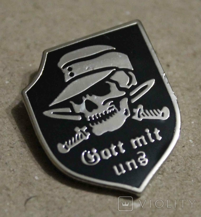 Знак Gott mit uns (копия), фото №2