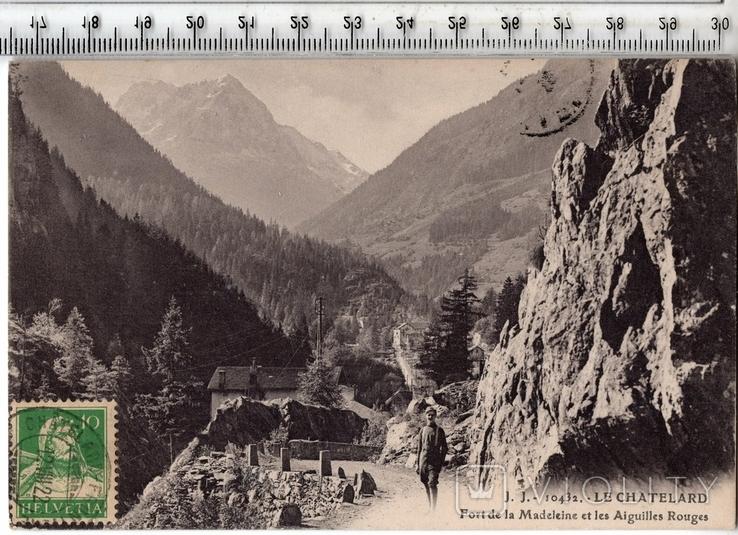 Швейцария. 1922 год., фото №2