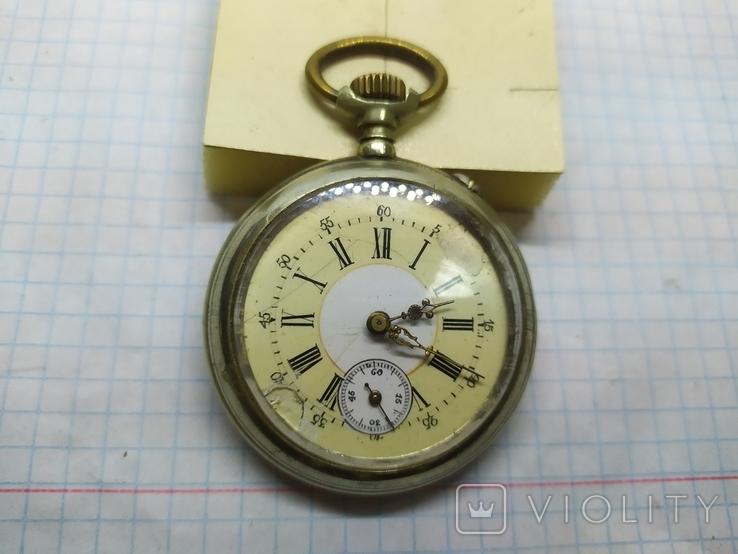 Карманные часы. На ходу, фото №3