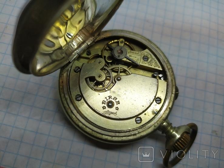 Карманные часы. На ходу, фото №11