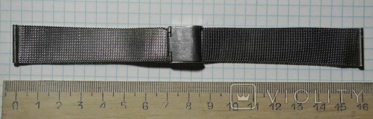 Ремешок для наручных часов (металл), фото №2