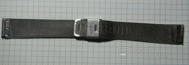 Ремешок для наручных часов (металл), фото №4