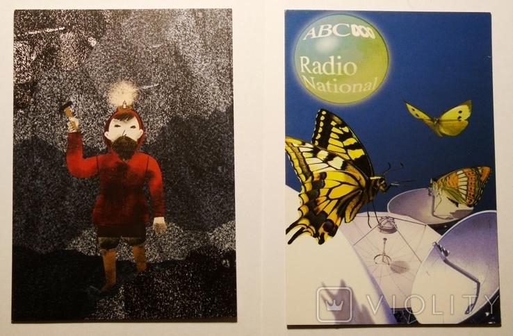 2 открытки одним лотом, фото №2