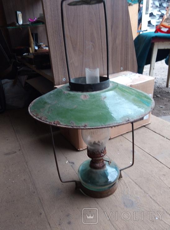 Керасинка лампа старая, фото №4