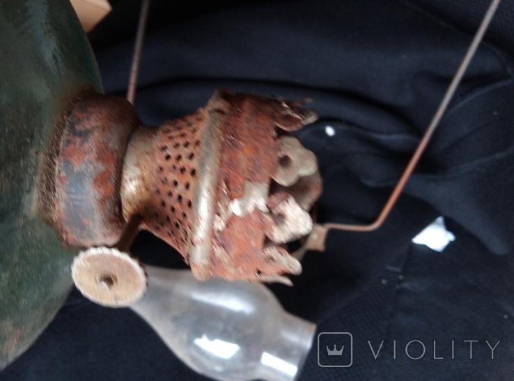 Керасинка лампа старая, фото №10