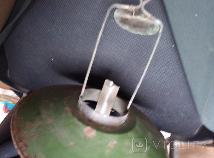 Керасинка лампа старая, фото №12