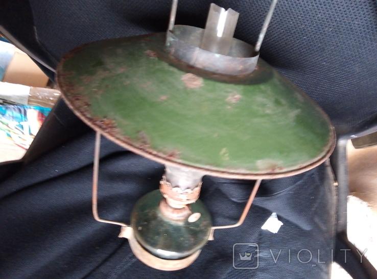Керасинка лампа старая, фото №13