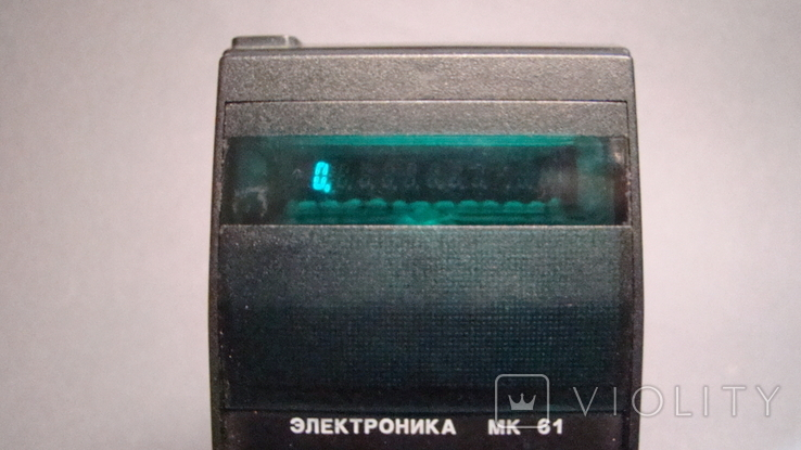 Калькулятор МК61, фото №3