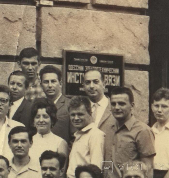 Фото СССР. 1969 год. Одесса. Встреча выпускников Института Связи., фото №5