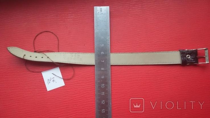 Ремешок кожаный из СССР, фото №5