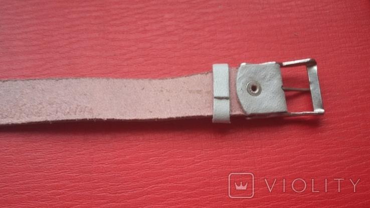 Ремешок кожаный из СССР, фото №6