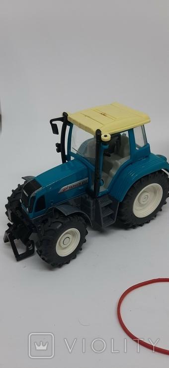 Трактор с прицепом, фото №4
