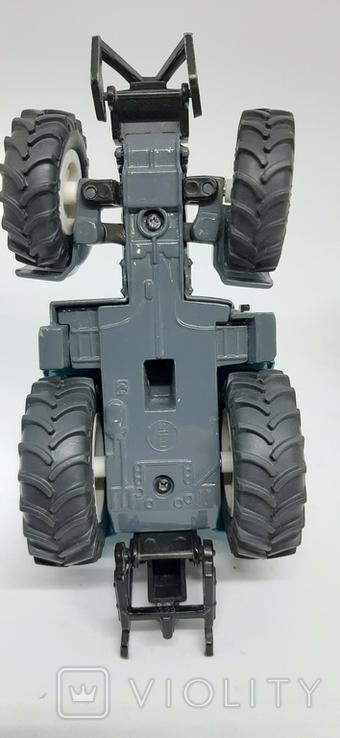 Трактор с прицепом, фото №6