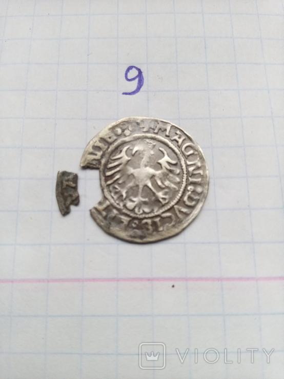 Литовський полугрош г.  (9), фото №2