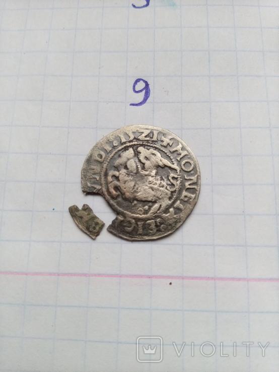Литовський полугрош г.  (9), фото №4