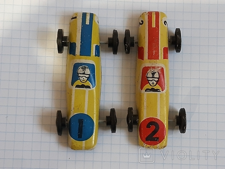 Модельки СССР 2 шт., фото №3
