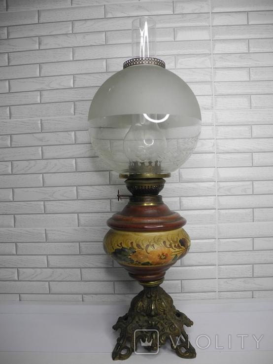 Керосиновая лампа Kosmos Brenner ( Франция ), фото №3