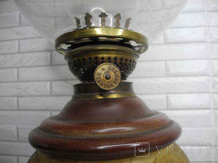Керосиновая лампа Kosmos Brenner ( Франция ), фото №6