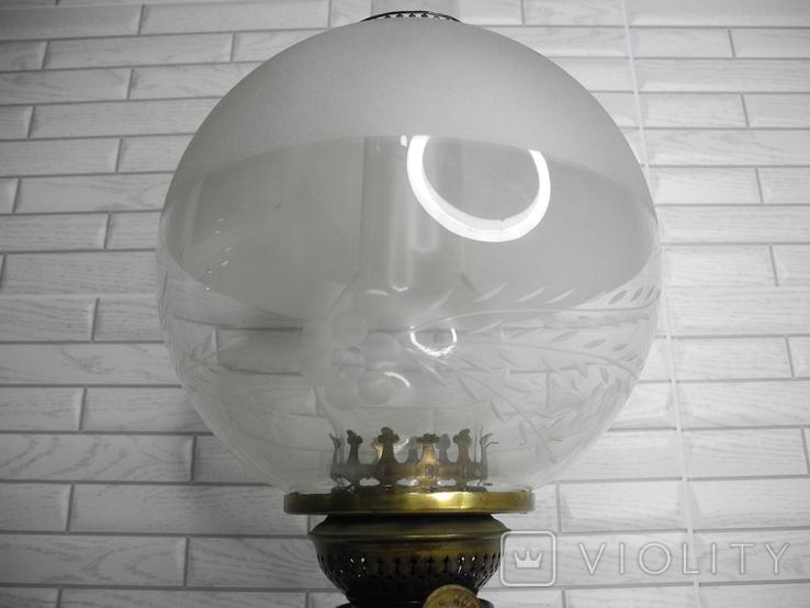 Керосиновая лампа Kosmos Brenner ( Франция ), фото №7