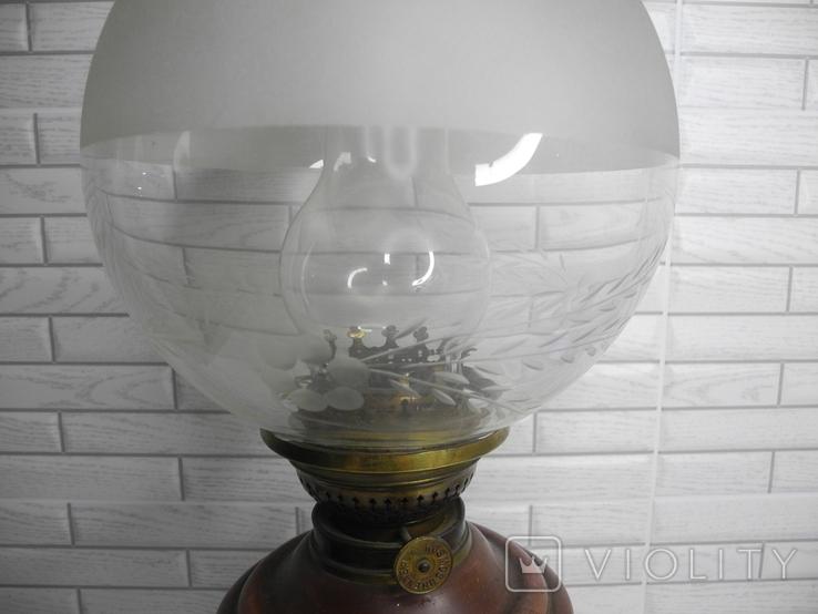 Керосиновая лампа Kosmos Brenner ( Франция ), фото №8