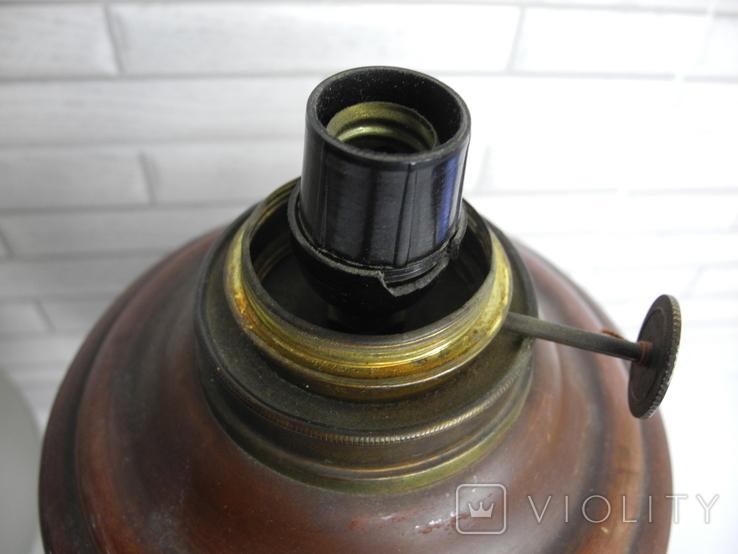 Керосиновая лампа Kosmos Brenner ( Франция ), фото №11