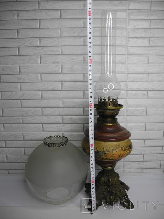 Керосиновая лампа Kosmos Brenner ( Франция ), фото №13