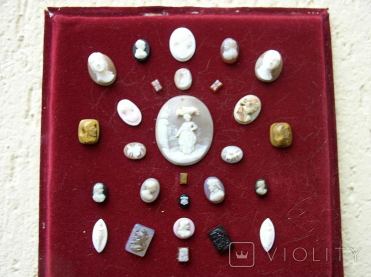 Коллекция камей