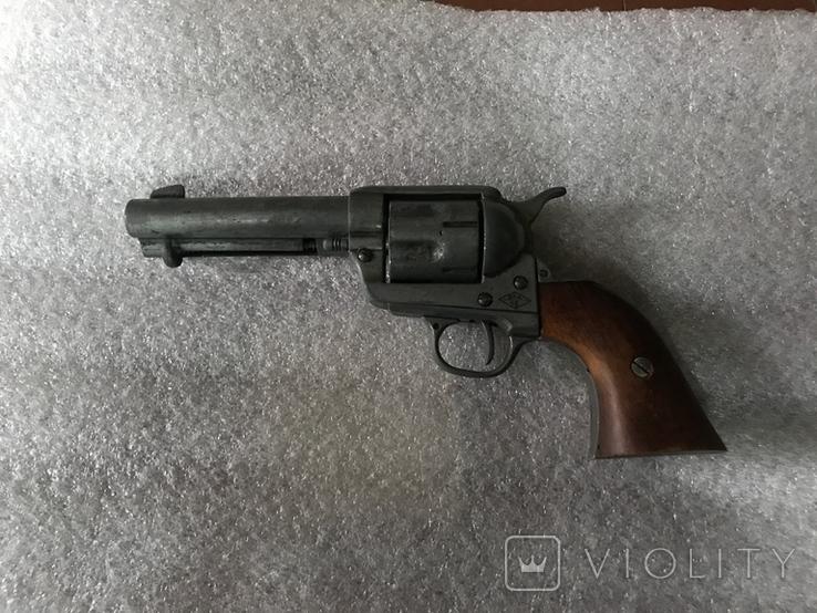 Револьвер, фото №8