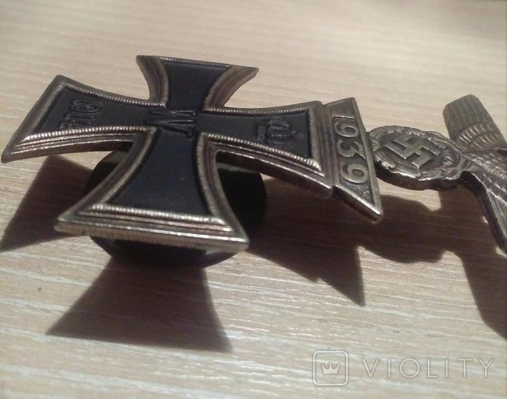 Копия.Крест Третий рейх, фото №7
