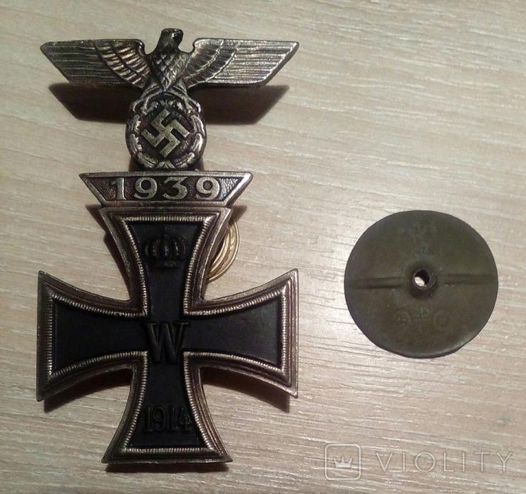 Копия.Крест Третий рейх, фото №13