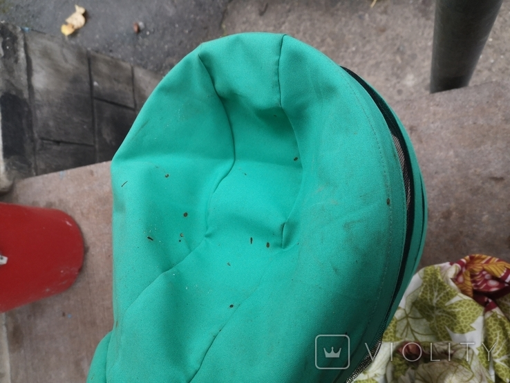 Пчеловодство пчеловодческий инвентарь дымарь сетка наващиватель маска, фото №3