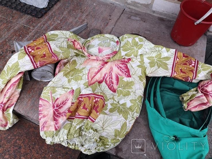 Пчеловодство пчеловодческий инвентарь дымарь сетка наващиватель маска, фото №7