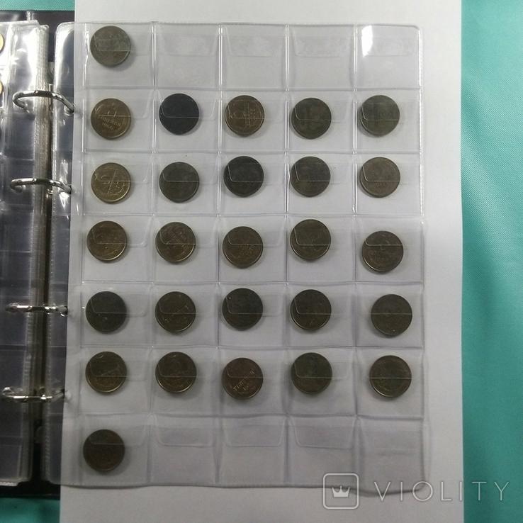 Альбом с монетами СССР 1925-1991 367шт., фото №10